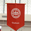 Flag of the Graduate College