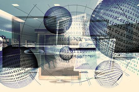 Monitors and binary code